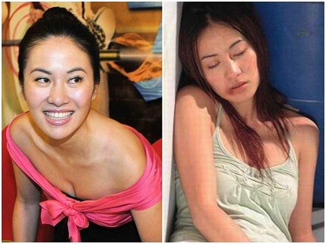 Tuy nhiên do diễn xuất quá chân thật nên Bảo Viên có những hành động thô bạo và quyết liệt. Điều này khiến phần cổ và tay hoa hậu TVB 1999 sưng tấy, đồng thời trên cơ thể cũng xuất hiện nhiều vết cào màu đỏ.