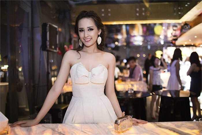 Đăng quang Hoa hậu Việt Nam vào năm 2006, cái tên Mai Phương Thúy chưa bao giờ hạ nhiệt.