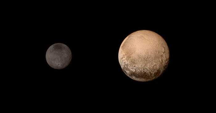 Tàu New Horizons đã được phóng lên vũ trụ năm 2006. Tàu có nhiệm vụ khám phá sao Diêm Vương và mặt trăng Charon, cùng các hành tinh bay quanh nó