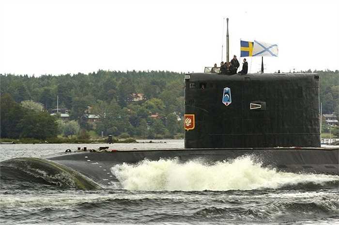 Project 877 Paltus hay còn gọi là tàu ngầm lớp Kilo