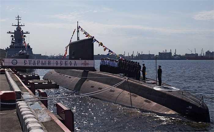 Project 636.3 Varshavyanka, lớp tàu ngầm có tốc độ cao nhất của Nga và một số công nghệ tàng hình tiên tiến