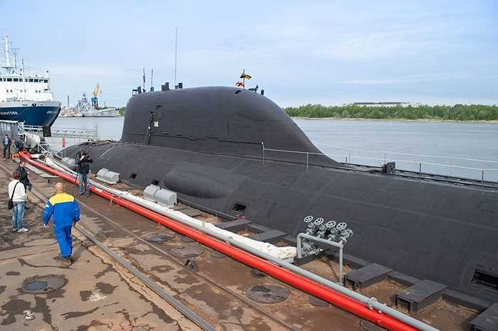 Lớp tàu ngầm tấn công đa chức năng Onyx