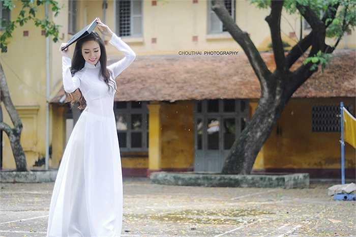 Tham dự cuộc thi Hoa hậu Hoàn Vũ Việt Nam 2015, Thanh Tú muốn quảng bá nét đẹp tâm hồn, trí tuệ, tài năng của người phụ nữ Việt Nam đến với bạn bè quốc tế.