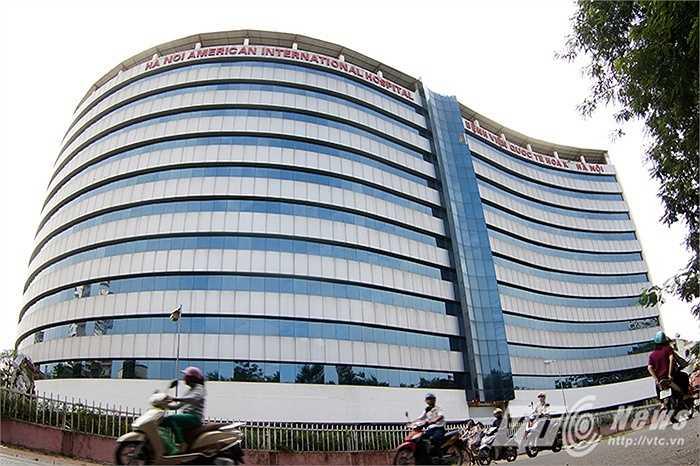 Dự án xây dựng Bệnh viện Quốc tế Hoa Kỳ tại quận Cầu Giấy (Hà Nội), với tổng vốn 50 triệu USD, do Tập đoàn Keystone Development Management SA (Mỹ) làm chủ đầu tư được cấp phép vào năm 1997, tuy nhiên mãi tới năm 2006 mới được khởi công xây dựng.