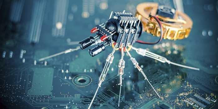 8. Vũ khí Nano. Không phải cái gì to cũng đáng sợ. Và vũ khí nano - kích thước rất bé nhưng có khả năng công phá cao. Thường thì công nghệ nano được áp dụng cho các loại bom mìn cài sẵn trên đất liền hoặc trên biển