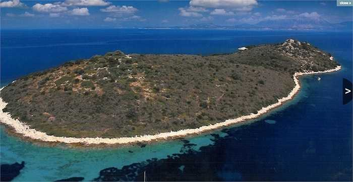 Đảo Isle of Gaia -3,3 triệu US.Nơi đây có thể phát triển thể thao dưới nước, chèo thuyền, câu cá, lặn biển sâu, và bơi lội