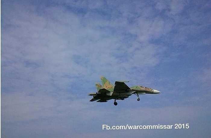 Chiến đấu cơ Su-30 của Việt Nam