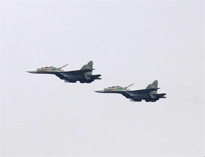 Những chiếc Su-30 MK2V do Nga xuất khẩu riêng cho quân đội Việt nam