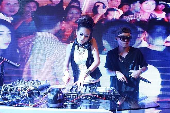 DJ sinh năm 1985 - Nguyễn Thị Hồng Ngọc - là thí sinh biểu diễn cuối cùng. Khác hẳn với các cô gái khác, Hồng Ngọc thu hút mọi người bởi vẻ ngoài cá tính, lạnh lùng.
