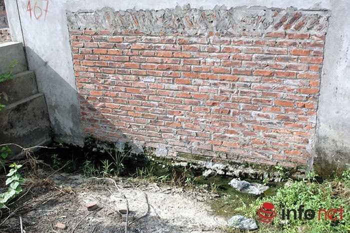 Mầm bệnh bên trong các ngôi biệt thự được xây kín đường hầm để xe.