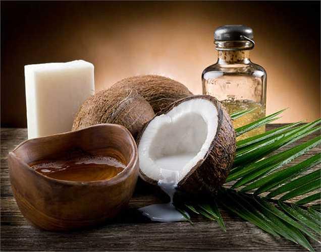 Dầu dừa: Dầu dừa có đặc tính chống vi khuẩn nên nó sẽ tiêu diệt vi khuẩn gây loét dạ dày. Nên tránh dầu thực vật và nên sử dụng dầu dừa trong các món ăn của bạn.
