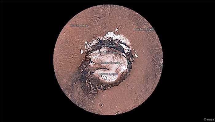NASA phát hành một bản đồ trực tuyến mới cho phép người xem khám phá đặc điểm của sao Hỏa. Ứng dụng này được gọi là Mars Trek. Nó giống như dịch vụ hình ảnh toàn cầu Google Earth đối với sao Hỏa.