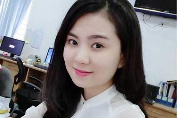 Gương mặt dễ thương của MC Mai Ngọc giúp cho bản tin dự báo thời tiết hấp dẫn hơn với người nghe.