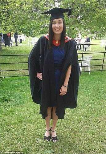 Jade McKenna, 21 tuổi sống tại thành phố Coventry (Anh) bắt đầu thực hiện chế độ giảm cân bằng cách bỏ bữa khi đang học năm thứ hai chuyên ngành Điện ảnh và Phát thanh truyền hình tại ĐH Staffordshire.