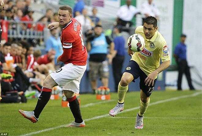 Rooney hứa hẹn sẽ giải nghệ ở MLS