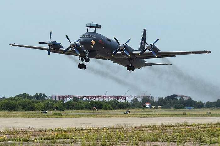 Máy bay săn ngầm Ilyushin Il-38N