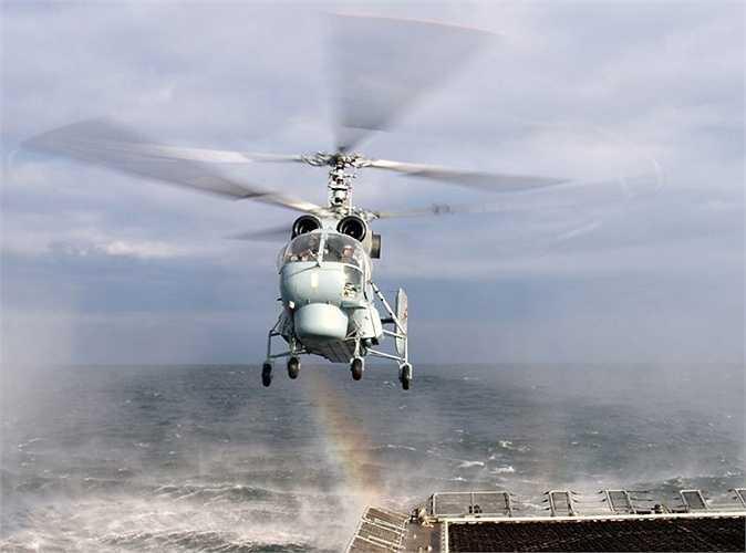 Trực thăng hải quân Kamov Ka-27