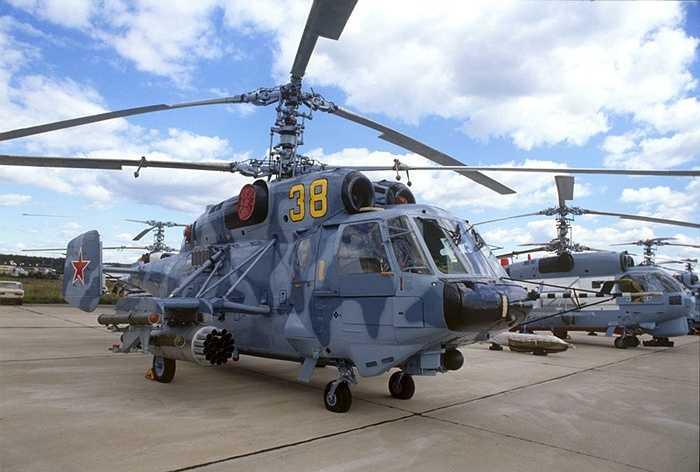 Trực thăng vận tải Kamov Ka-29