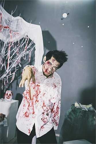Anh chàng vũ công điển trai sẽ dẫn đầu một đội quân zombie hàng ngàn người và thực hiện điệu nhảy 'thây ma' tạo nên cảnh tượng hoành tráng và… rùng rợn nhất.