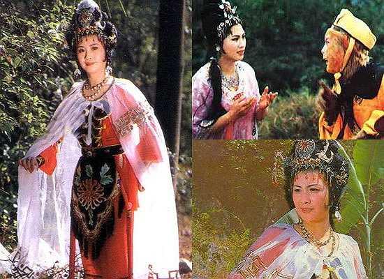 Vương Phụng Hà xuất thân từ tỉnh Cát Lâm, Trung Quốc. Cô đảm nhận vai Bà La Sát khi đã 31 tuổi. Năm 1993, Vương Phụng Hà qua đời vì ung thư vú, để lại bao tiếc nuối cho khán giả.