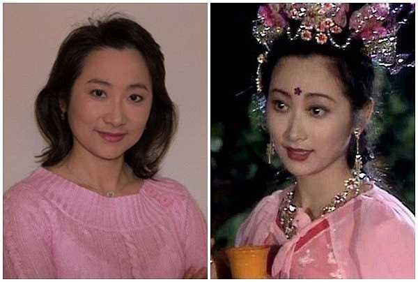 Vương Linh Hoa tốt nghiệp Học viện ca vũ kịch Thượng Hải. Cô được chọn đóng vai Hạnh Tiên trong tập 19 Tây Du Ký và để lại ấn tượng sâu đậm trong lòng khán giả. Cô định cư tại Mỹ từ năm 1988.