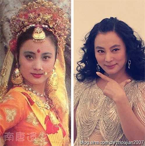 Ngọc thố tinh - Lý Linh Ngọc quê Thượng Hải vừa có nhan sắc lẫn giọng hát ngọt ngào trời sinh. Cô được truyền thông Hoa ngữ phong tặng danh hiệu 'Nữ hoàng của những tình khúc ngọt ngào'.