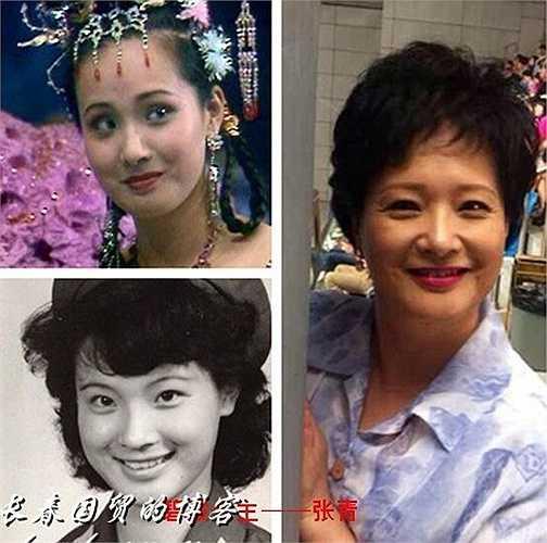 Vạn thánh công chúa, người tình của Bạch Long Mã do Trương Thanh thể hiện. Hiện tại, Trương Thanh cùng con gái điều hành Công ty Gia Hoa Bắc Kinh, chuyên đầu tư vào lĩnh vực sân khấu – điện ảnh.