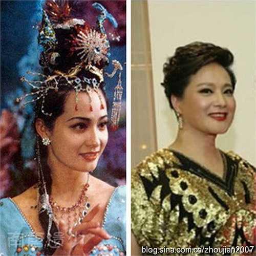 Vẻ đẹp mặn mà của Trương Thanh hiện tại.