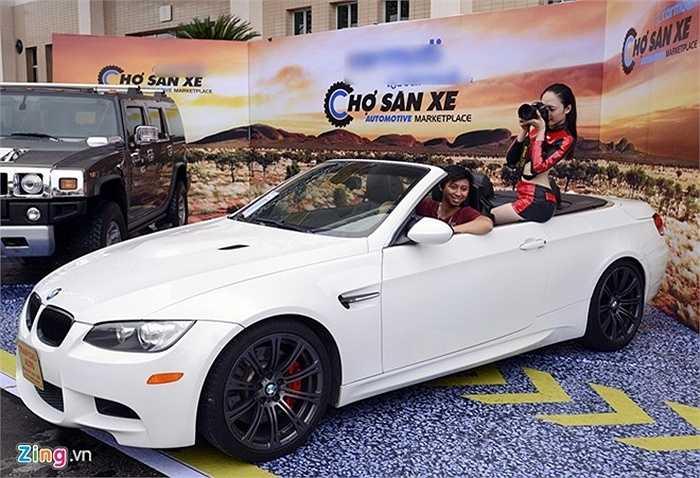 Xe mui trần BMW M3 giá 1,65 tỷ đồng.