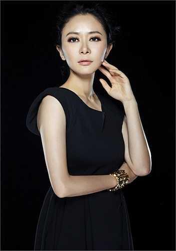 Diễn viên Trương Hằng khoe vẻ mặn mà trong loạt ảnh mới.