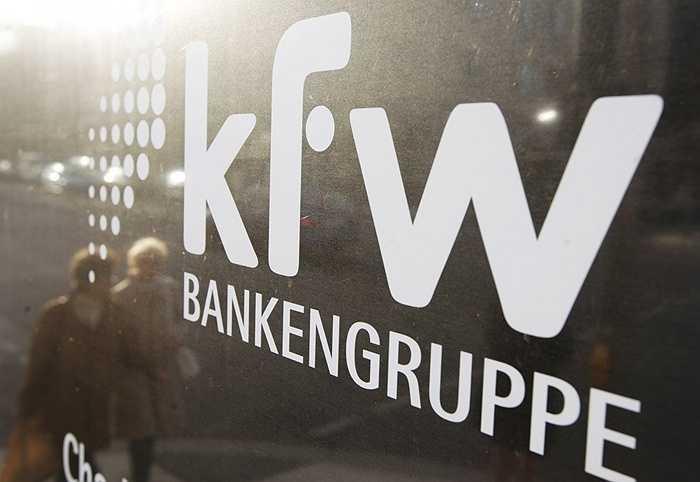 1. Ngân hàng KfW  Quốc gia: Đức  Tài sản: 640.953.000 USD  Điểm tín nhiệm Fitch: AAA / Moody: Aaa / S & P: AAA (Huyền Trân/theo Business Insider)
