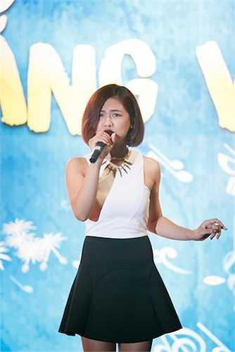 Hà Nhi Idol.