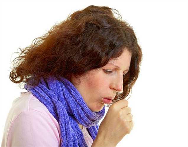 Ho: Bệnh ho thường dễ lây lan khi có một người bị ho. Các vi-rút phát tán trong không khí truyền đến các bàn chải và do đó dễ gây bệnh.