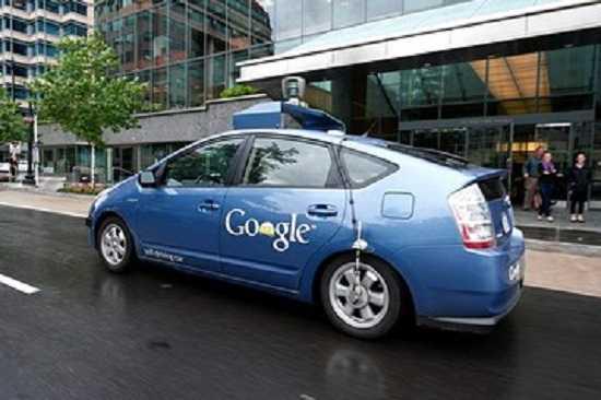 Công nghệ ô tô tự lái của Google