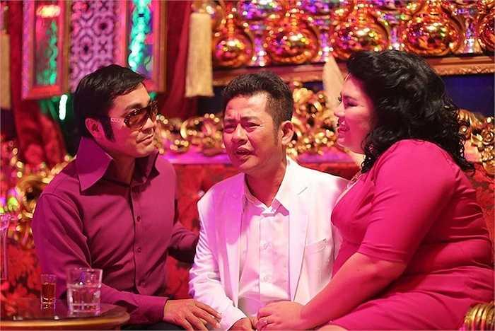 Sau khi phim đóng máy, Lý Hùng cũng có chút sợ hãi, đắn đo với mẫu phụ nữ có tính cách quá thắng thắn, mãnh liệt như cô vợ trong 'Hy sinh đời trai'.