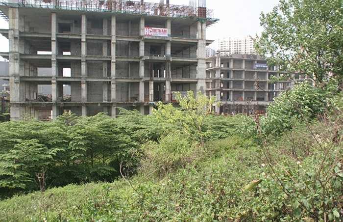 Usilk City của Sông Đà Thăng Long hiện đang phải đối mặt với hàng loạt khiếu kiện của khách hàng do dự án chậm triển khai.