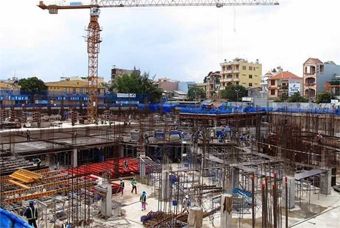 Sau thời gian chậm tiến độ, dự án đã được tái khởi động và mở bán trở lại. Giá bán trên thị trường của các căn hộ tại dự án vào khoảng 18 triệu đồng/m2.
