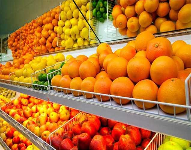 Trái cây: Hãy thêm các loại trái cây vitamin C trong chế độ ăn uống của bạn. Chúng cung cấp năng lượng và bảo vệ dạ dày trong khi thanh lọc cơ thể.