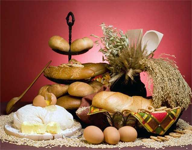Thực phẩm chứa chất xơ: Đừng bao giờ bỏ qua các loại thực phẩm chứa chất xơ, những thực phẩm này giúp thanh lọc cơ thể.