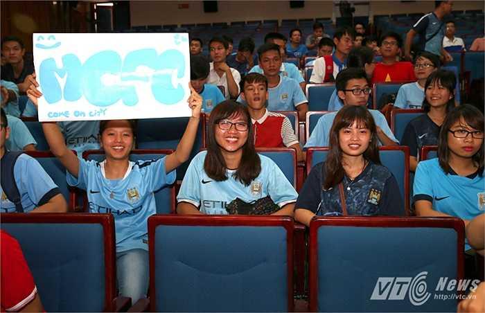 Tên viết tắt của Hội CĐV Man City tại Việt Nam là MCFCVN. (Ảnh: Quang Minh)