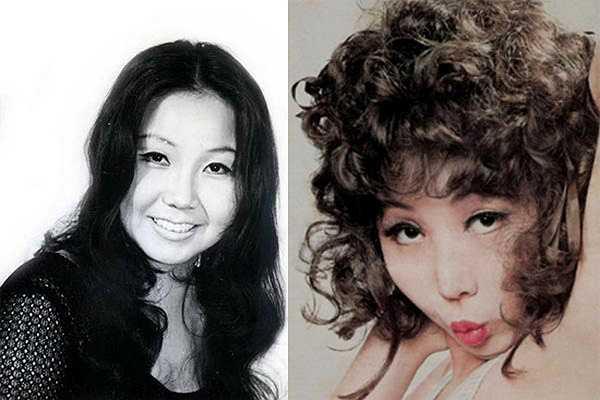 Vẻ đẹp ở thập niên 80 – 90 của Kim Choo Ja.