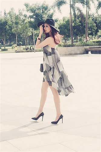 Bức ảnh mới nhất của Mai Phương Thúy khiến nhiều người trầm trồ vì vẻ xinh đẹp và quyến rũ.
