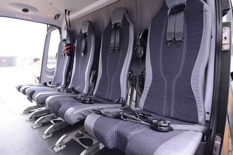 KLF chính thức ra mắt dịch vụ bay du lịch bằng trực thăng EC 130 T2