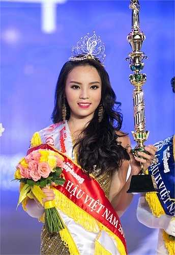 Kỳ Duyên là một trong những Hoa hậu bị chê về nhan sắc nhiều nhất trong lịch sử Hoa hậu Việt Nam.