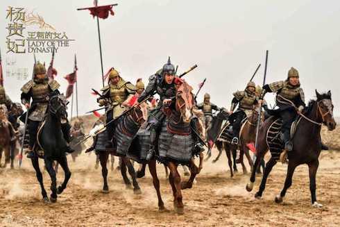Thọ Vương – Ngô Tôn dẫn quân nghinh chiến.