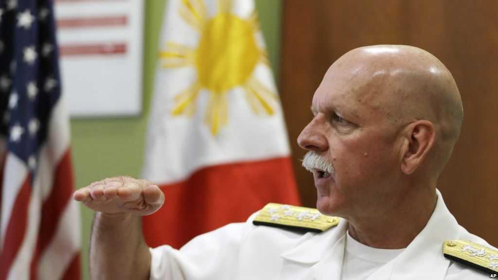 Đô đốc Scott Swift, Tư lệnh Hạm đội Thái Bình Dương, Hải quân Mỹ