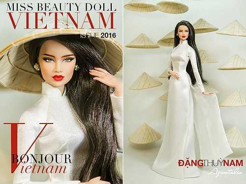 Vòng đầu tiên của một cuộc thi hoa hậu độc đáo tổ chức tại Việt Nam đã trở thành tâm điểm bàn tán của cư dân mạng. Đó là Miss Beauty Doll Việt Nam 2016 (Hoa hậu Búp bê Việt Nam 2016).