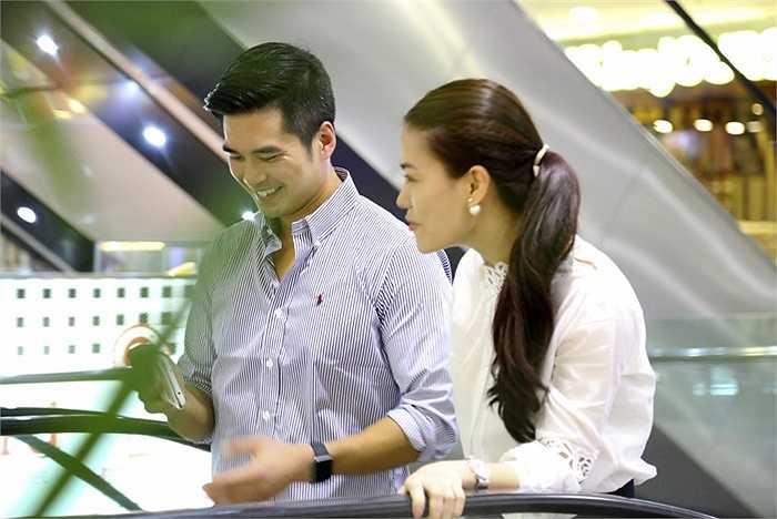 Sự kết hợp giữa nam diễn viên và Trương Ngọc Ánh hứa hẹn sẽ 'hút' khán giả khi ra mắt.