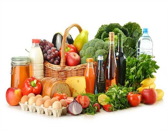 Các loại thực phẩm giàu magiê:  Magie sẽ bảo vệ trái tim khỏi bệnh về tim và cả hiện tượng đánh trống ngực. Thực phẩm chứa nhiều magie là rau bina, chuối, sữa chua, sô cô la đen, lá xanh, đậu phộng, bơ …