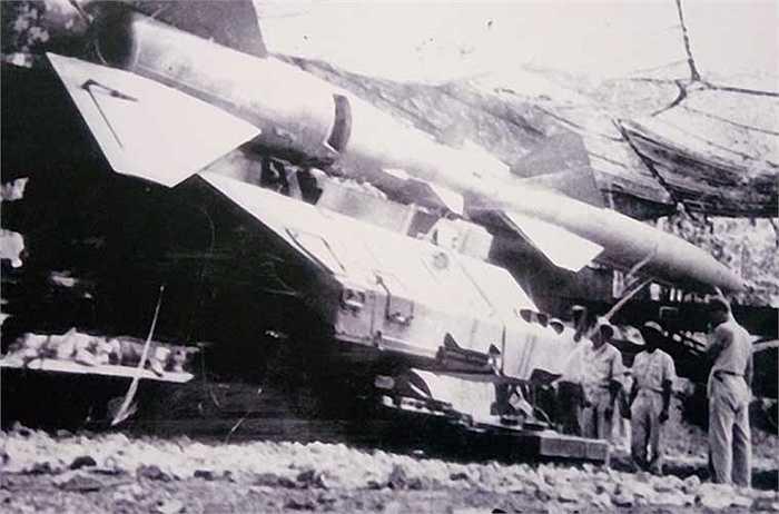 Ngụy trang tên lửa, đảm bảo bí mật, bất ngờ ra quân đánh thắng trận đầu, ngày 24/7/1965.